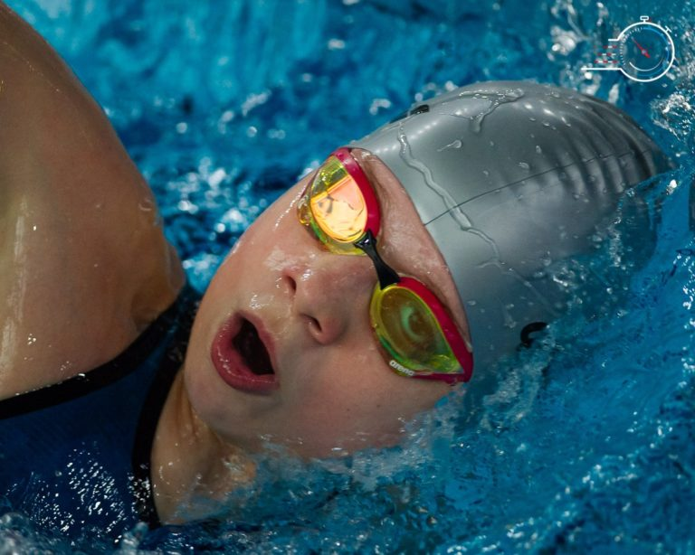 III этап Кубка Московской лиги плавания